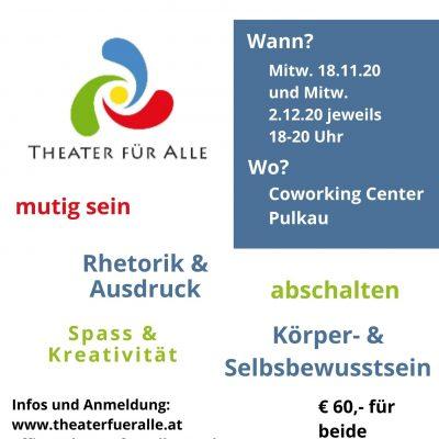 Theaterwerkstatt für Erwachsene