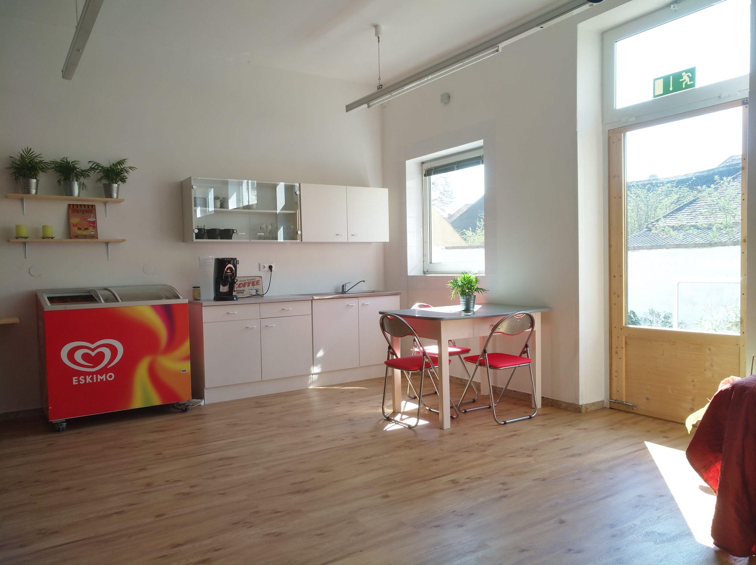 Küche & Kaffee Ecke